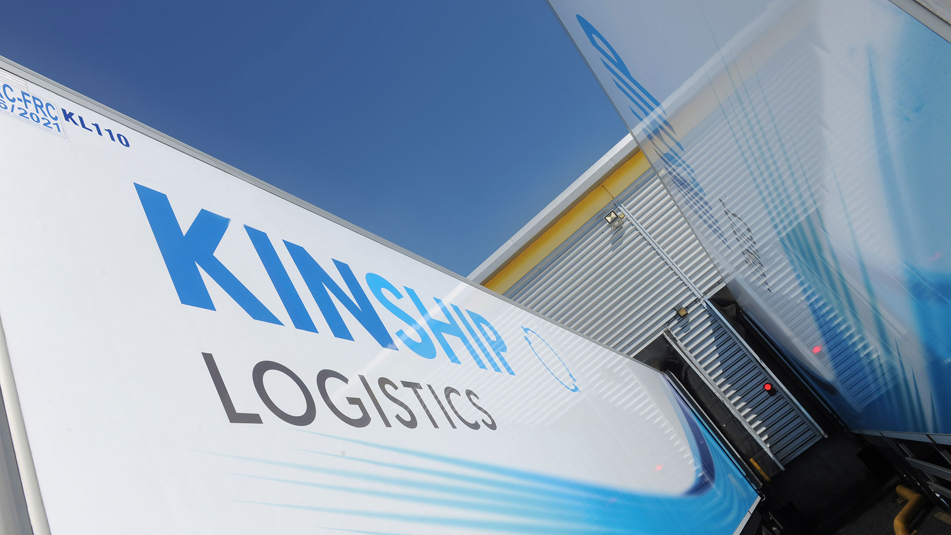 Kinship Logistic trailors